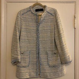 Zara blazer size L -worn once